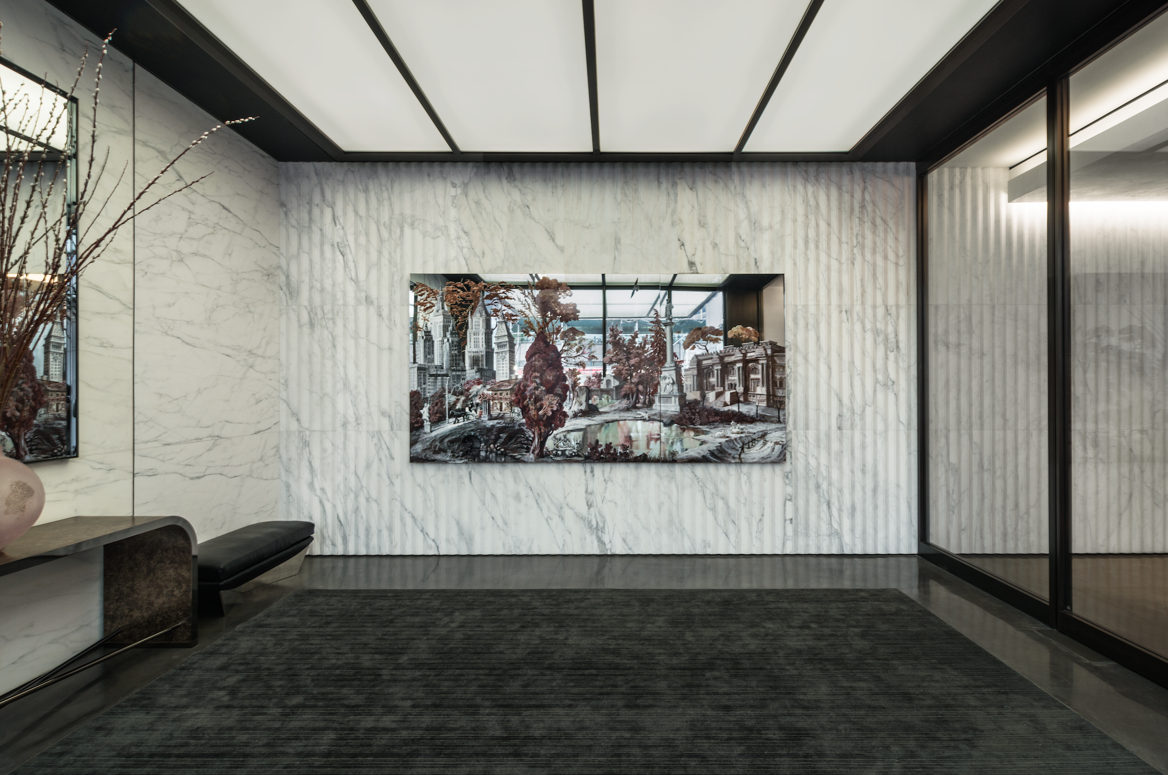 Closings Now Underway At RFR's Foster + Partner's-Designed One Hundred East Fifth Third Street