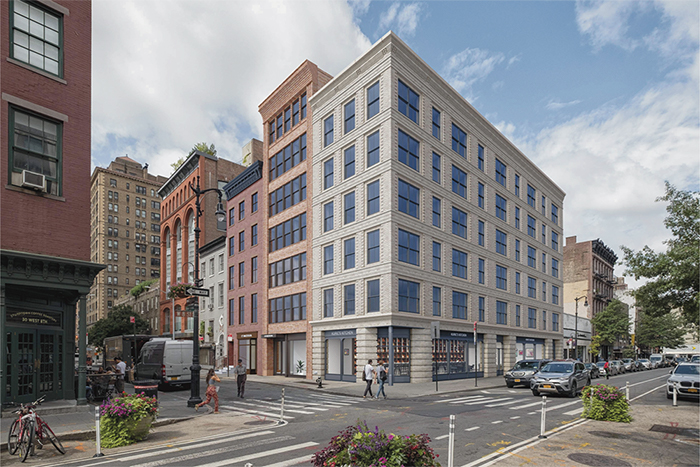 Morris Adjmi Architects Reveals Rendering For 32 West 8th Street In Greenwich Village