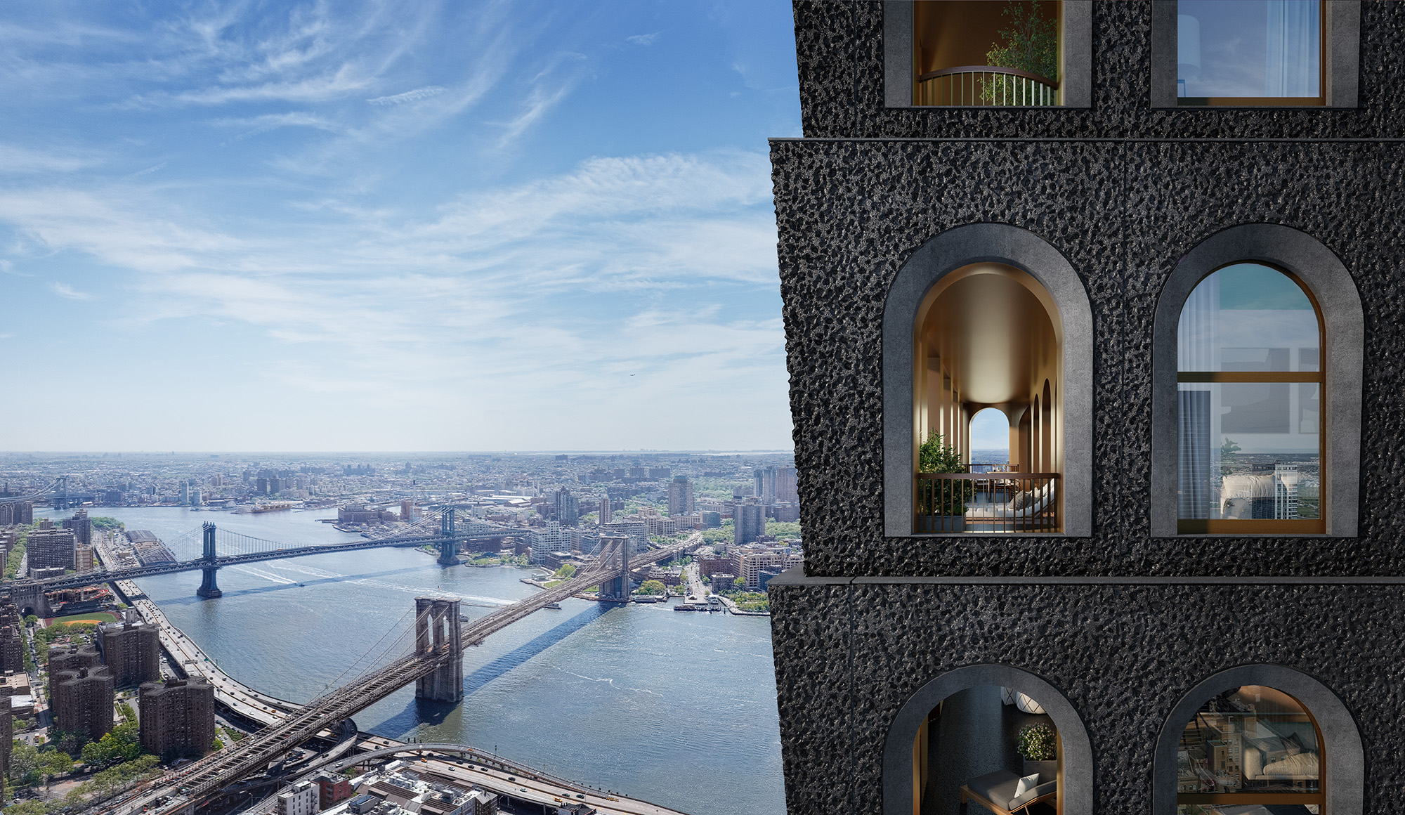 Check Out This Newly Revealed Residence At Sir David Adjaye's Ultra-Luxe 130 William