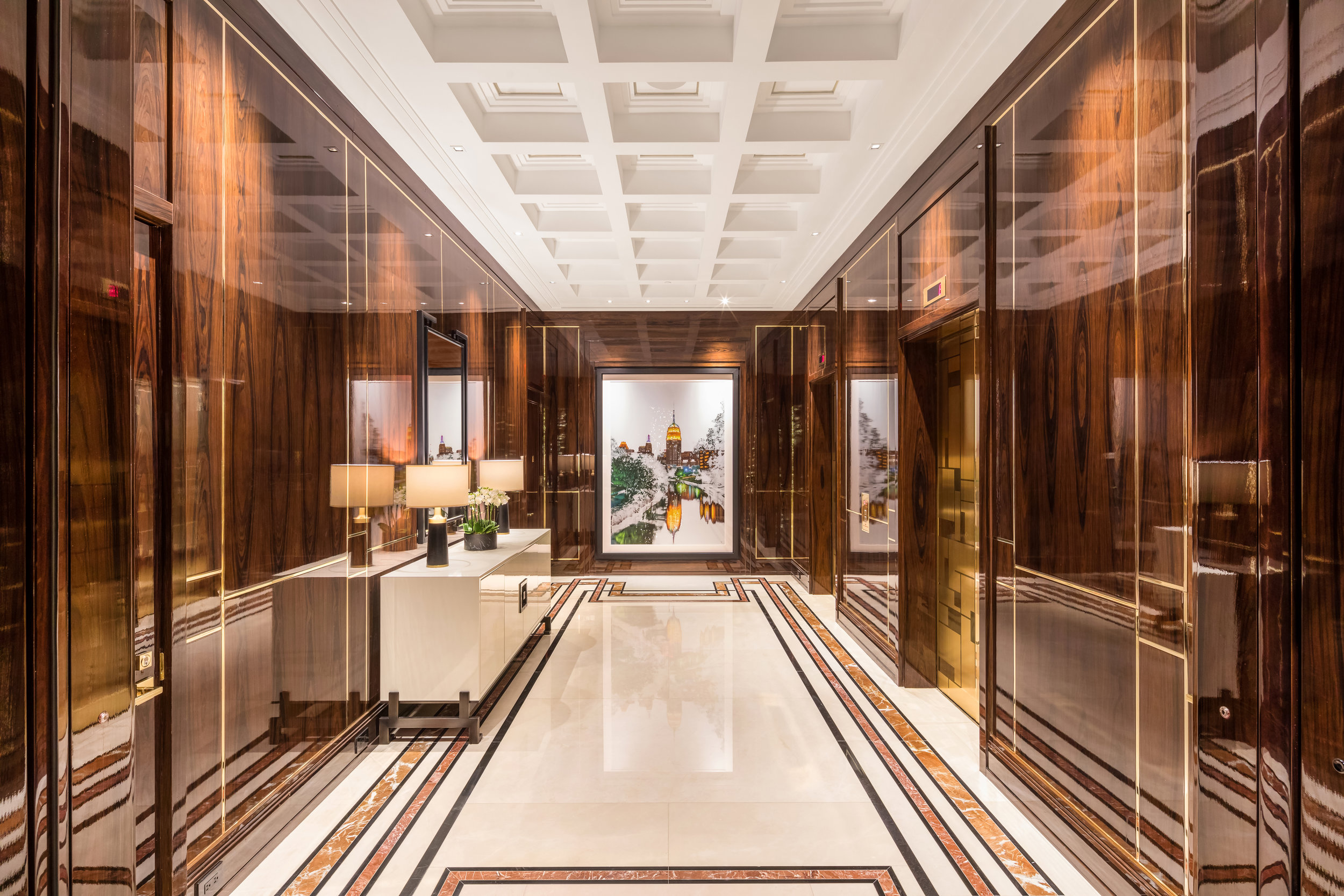 Extell Development Reveals Art Deco Inspired Champalimaud-Designed Amenities At The Kent