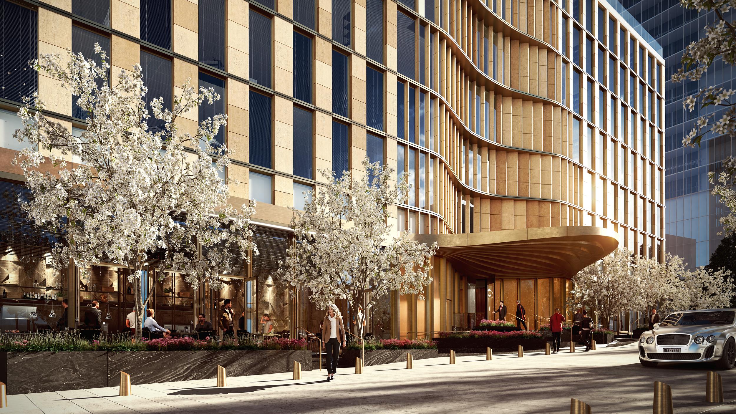 Hudson Yards Reveals The Neighborhoods Highest Residences In Boutique Offering At 35 Hudson Yards
