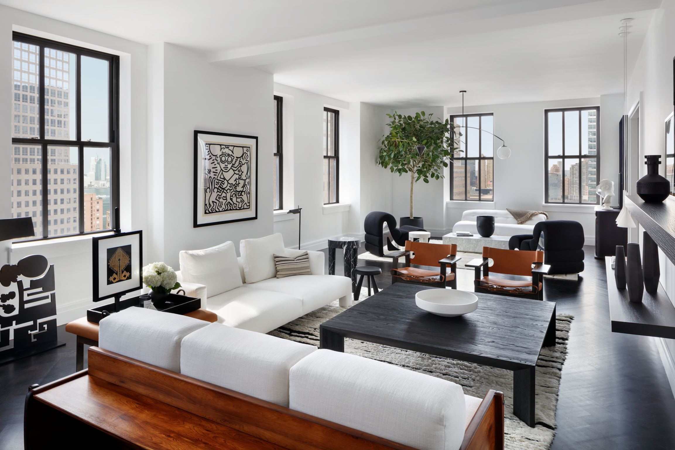 One Hundred Barclay Reveals Luxurious Timothy Godbold-Designed Model Residence