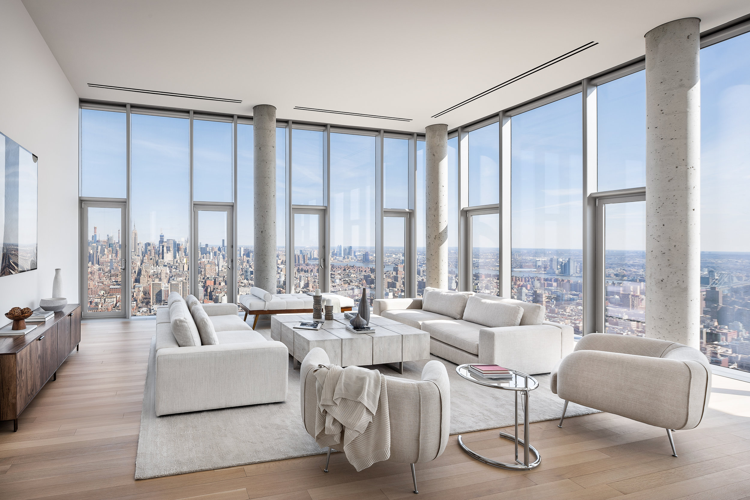 The Last Full Floor Penthouse At 56 Leonard Revealed Asking $29.5 Million