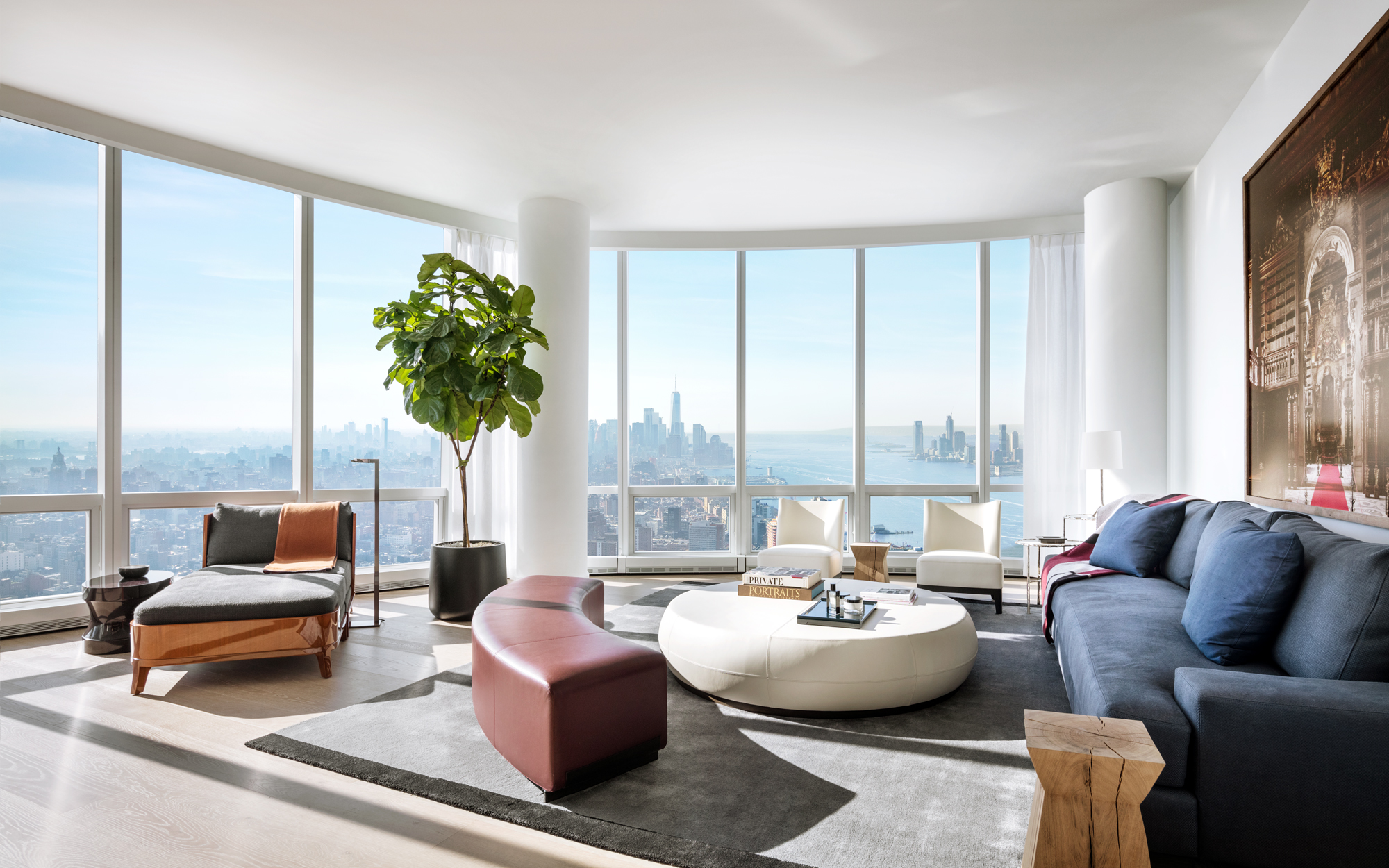The Diller Scofidio + Renfro-Designed Fifteen Hudson Yards Reveals Lavish New Listings
