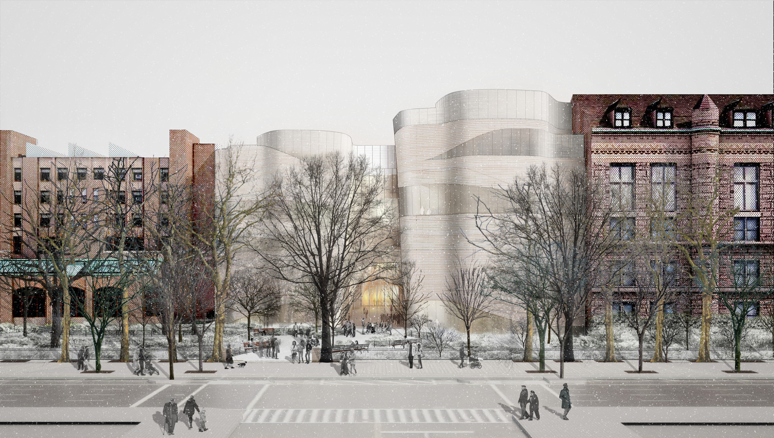 American Museum Of Natural History Gearing Up To Begin Construction On Studio Gang-Designed Gilder Center