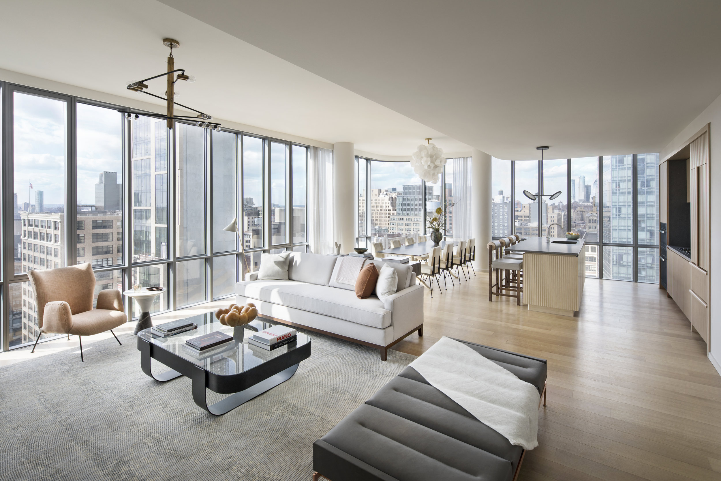 Get A First Look At A Damon Liss- Designed Model Unit In Pritzker Prize Winner Renzo Piano's 565 Broome SoHo
