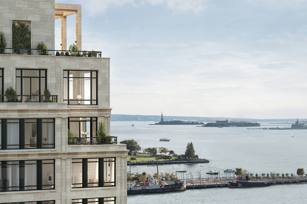 Residence 11N At The Luxurious 70 Vestry Hits The Market For $28.5 Million