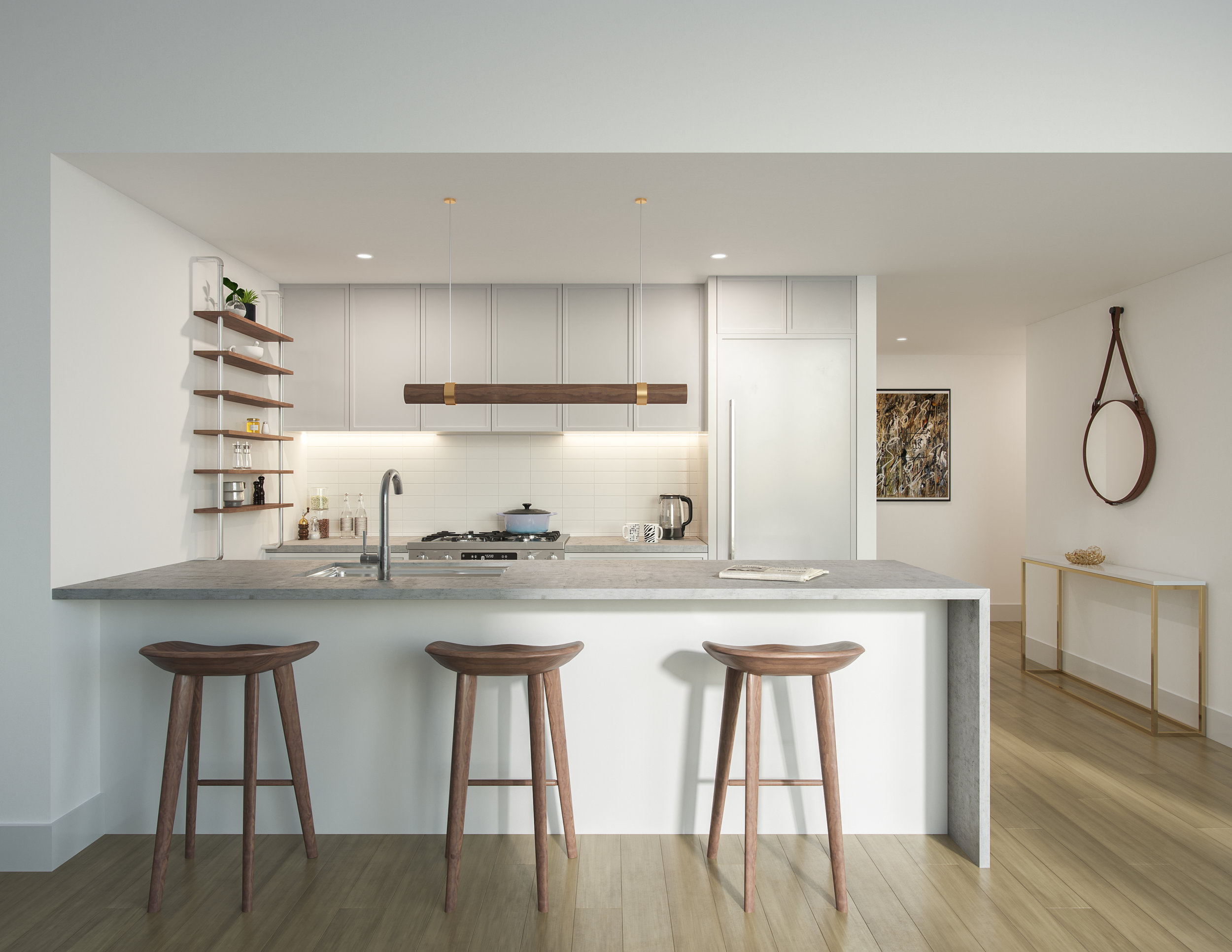 Get A Sneak Preview Of 111 Montgomery, The First Ground-Up Luxury Condo In Crown Heights