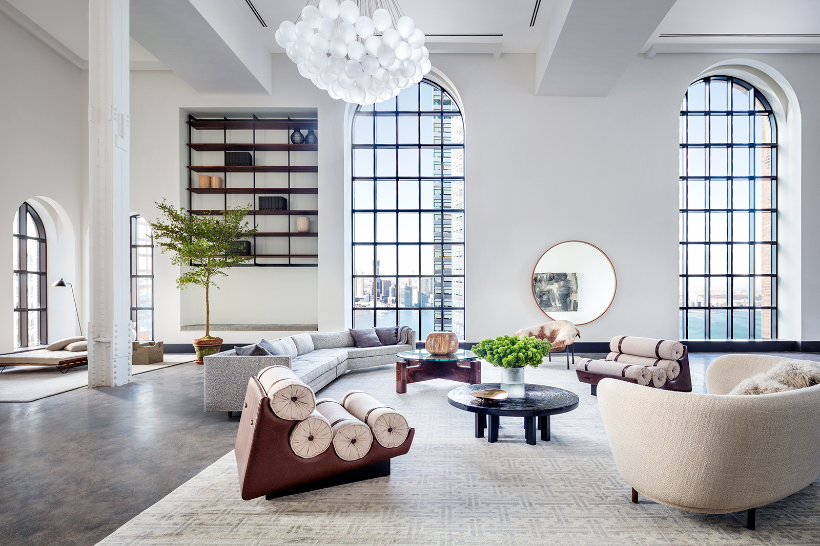 Lavish Penthouse Hits The Market At One Hundred Barclay For $39.95 Million