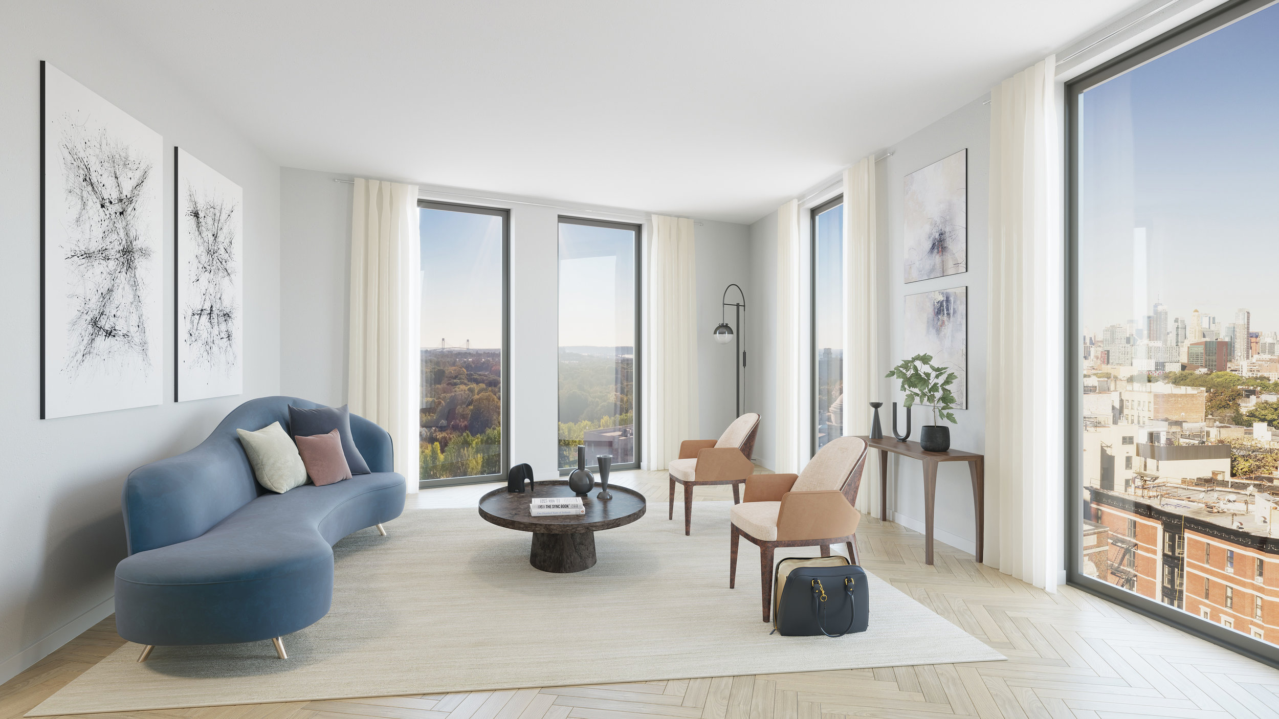The Museum House Launches Sales in Brooklyn's Prospect Heights Neighborhood