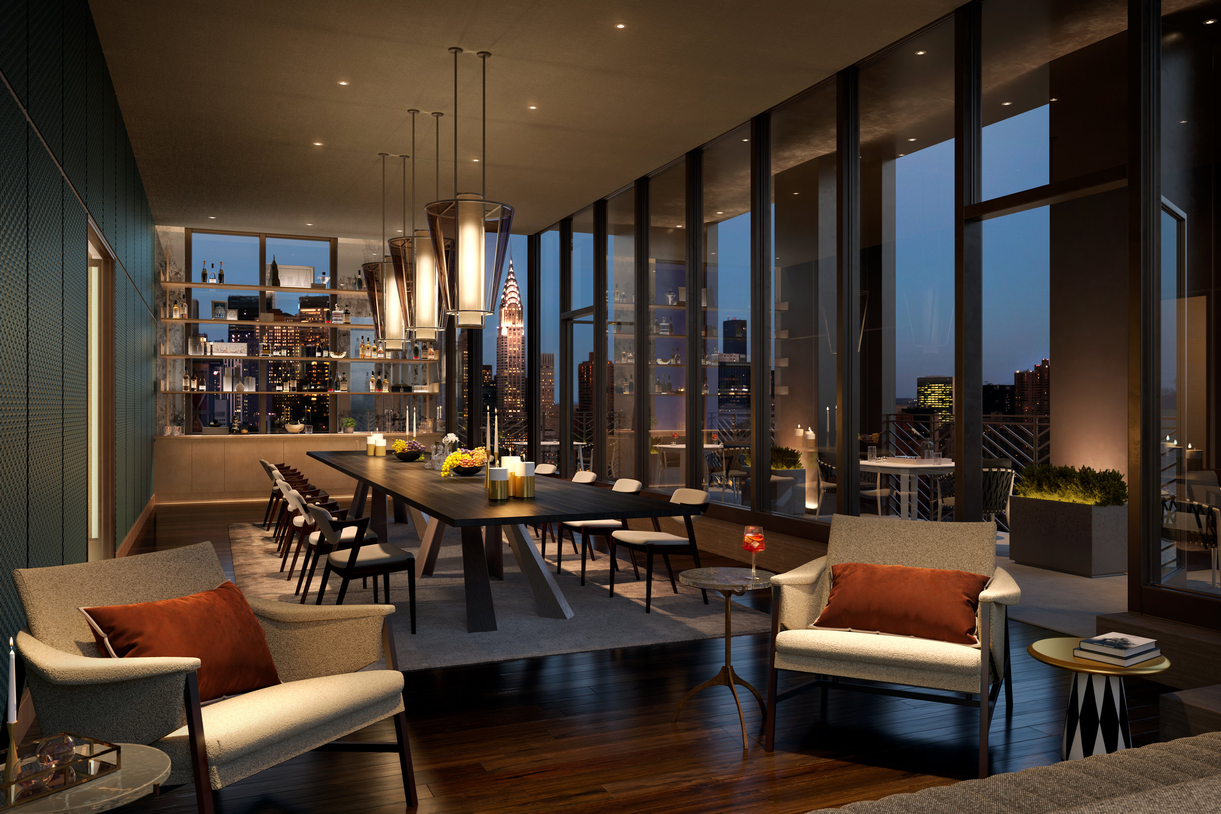 Rockefeller Group's First Luxe Residential Tower In NYC, Rose Hill, Officially Launches Sales