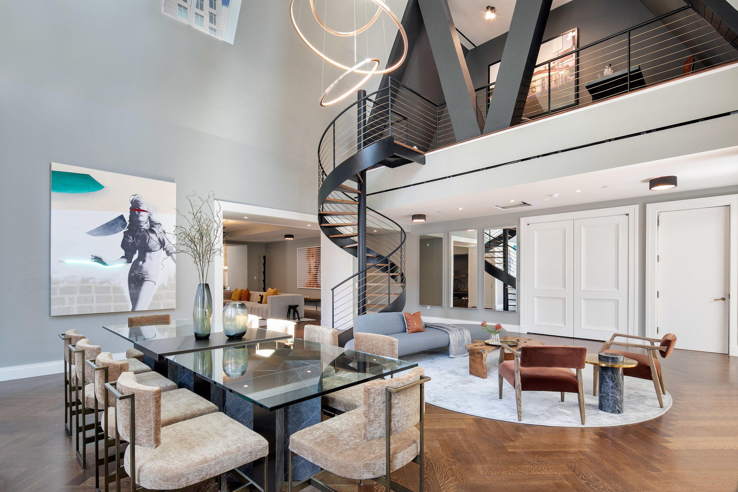 Woolworth Tower Residences Reveal Collection of Pavilion Private Residences