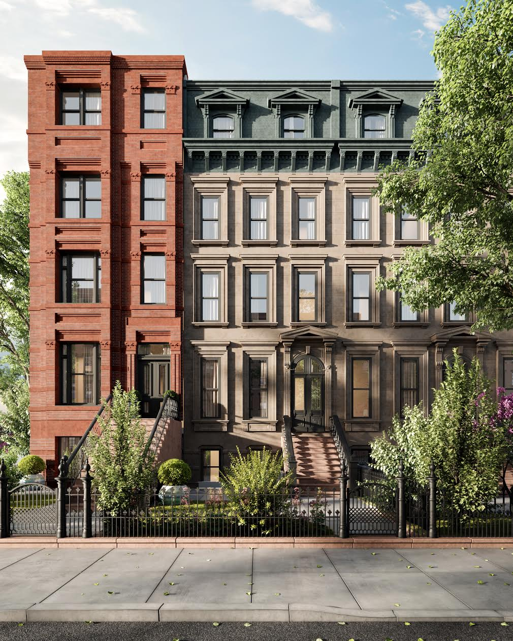 The Twine on Park Place Launches Sales In Brooklyn's Prospect Heights Neighborhood