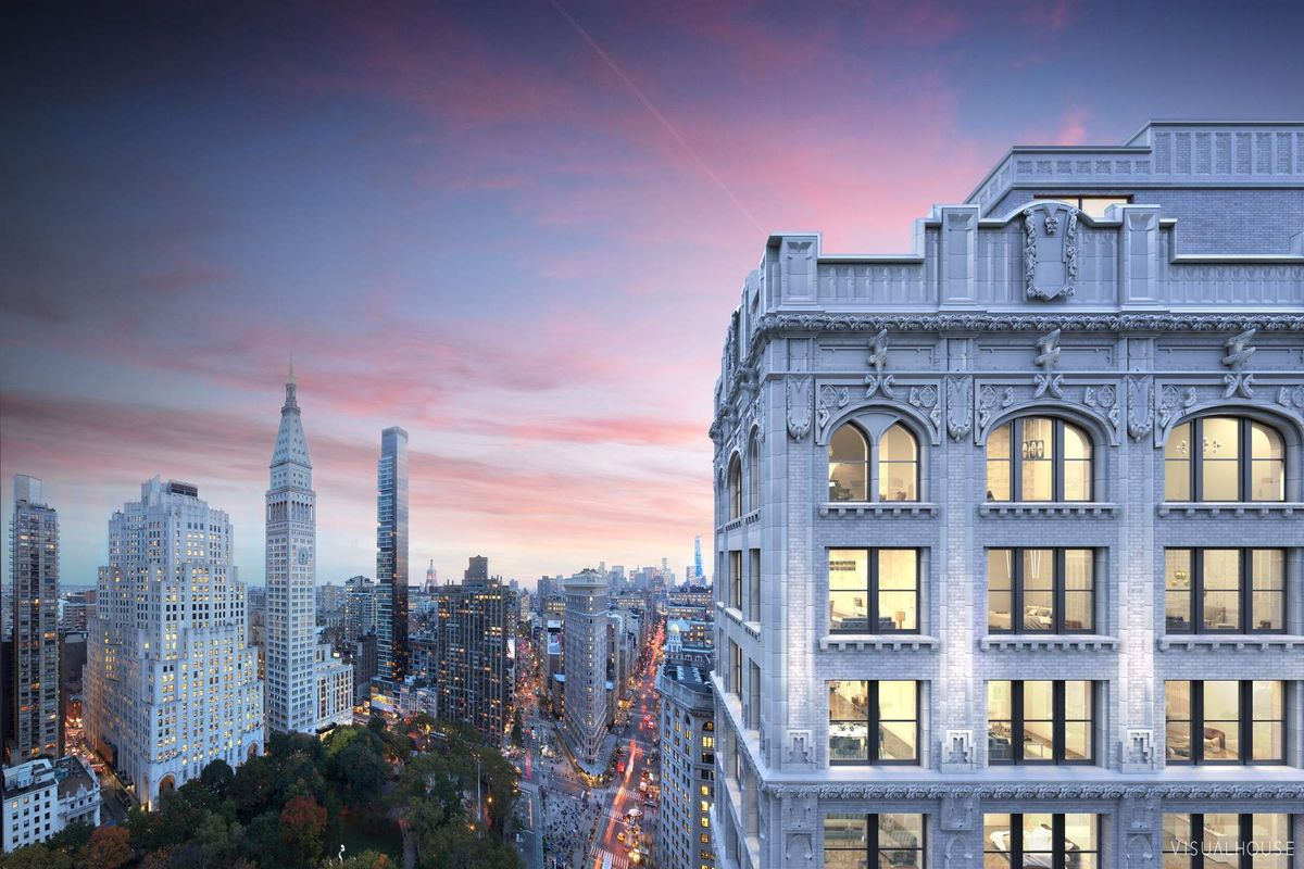 Jeff Bezos Picks Up Three Condos At 212 Fifth Avenue For $80 Million