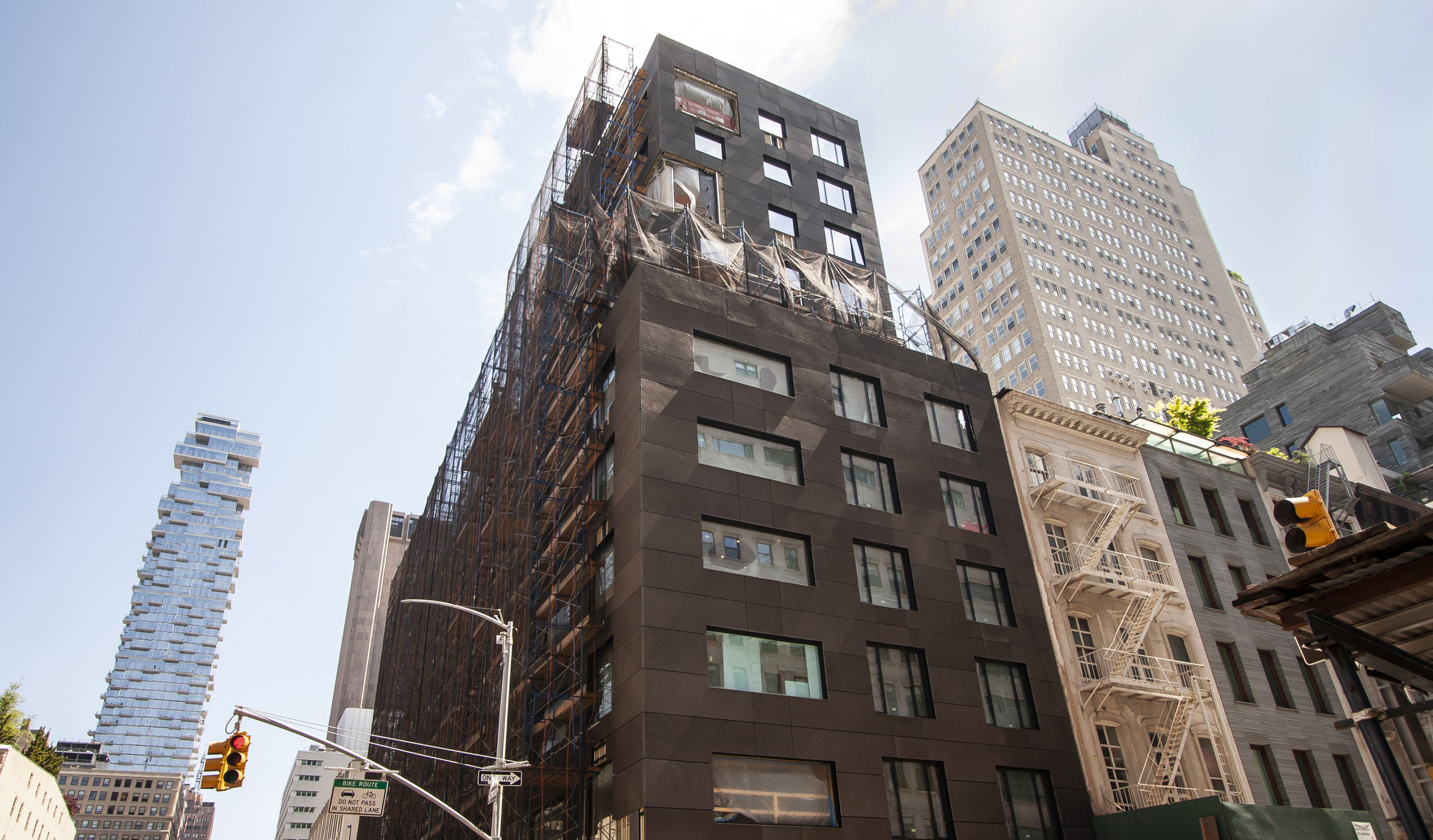 Check Out The Newly Revealed Post-Office Architects-Designed Facade of 30 Warren In Tribeca