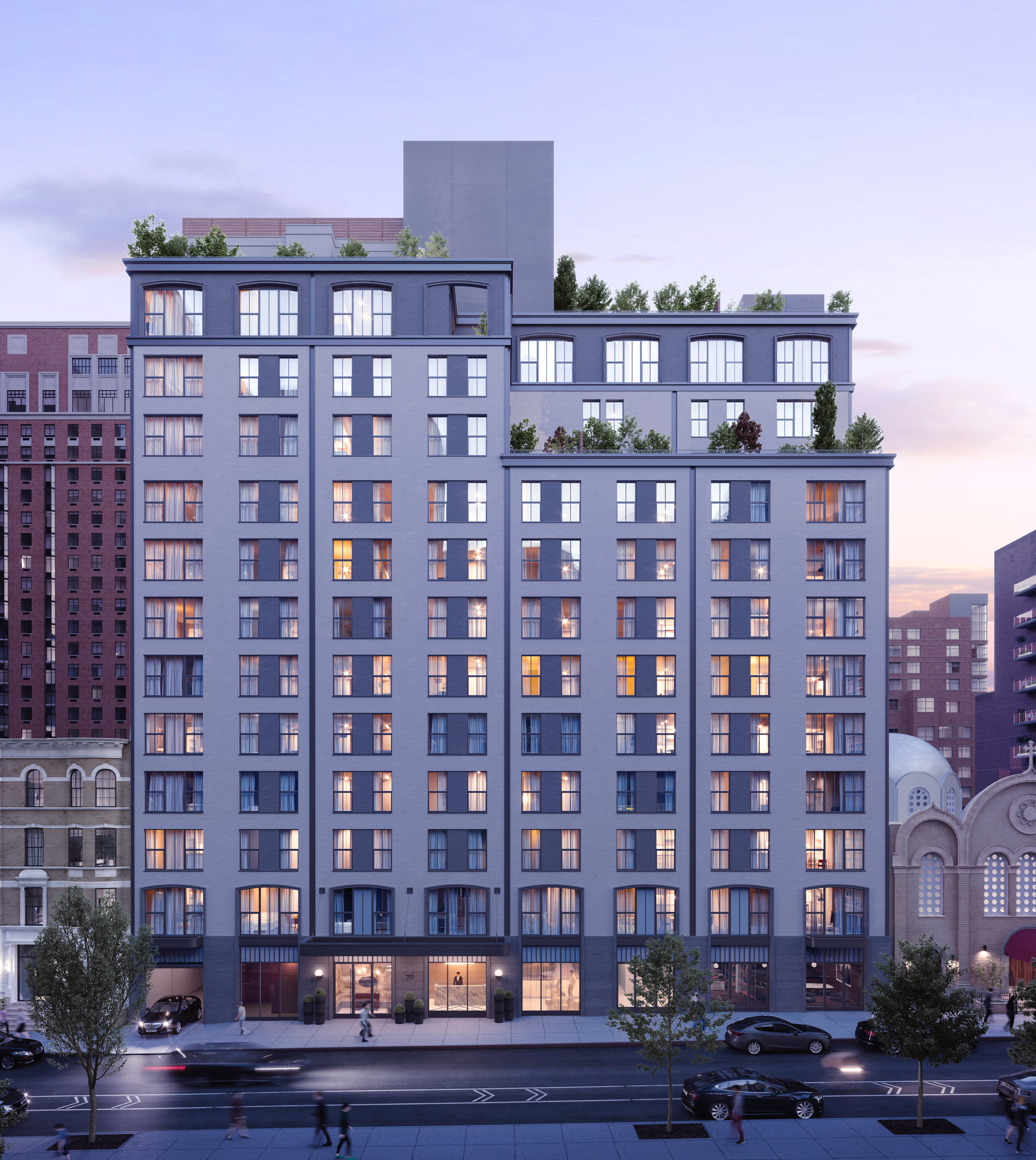 Get A First Look At Brooklyn's Newest Full-Service Boutique Luxury Condominium, The Symon