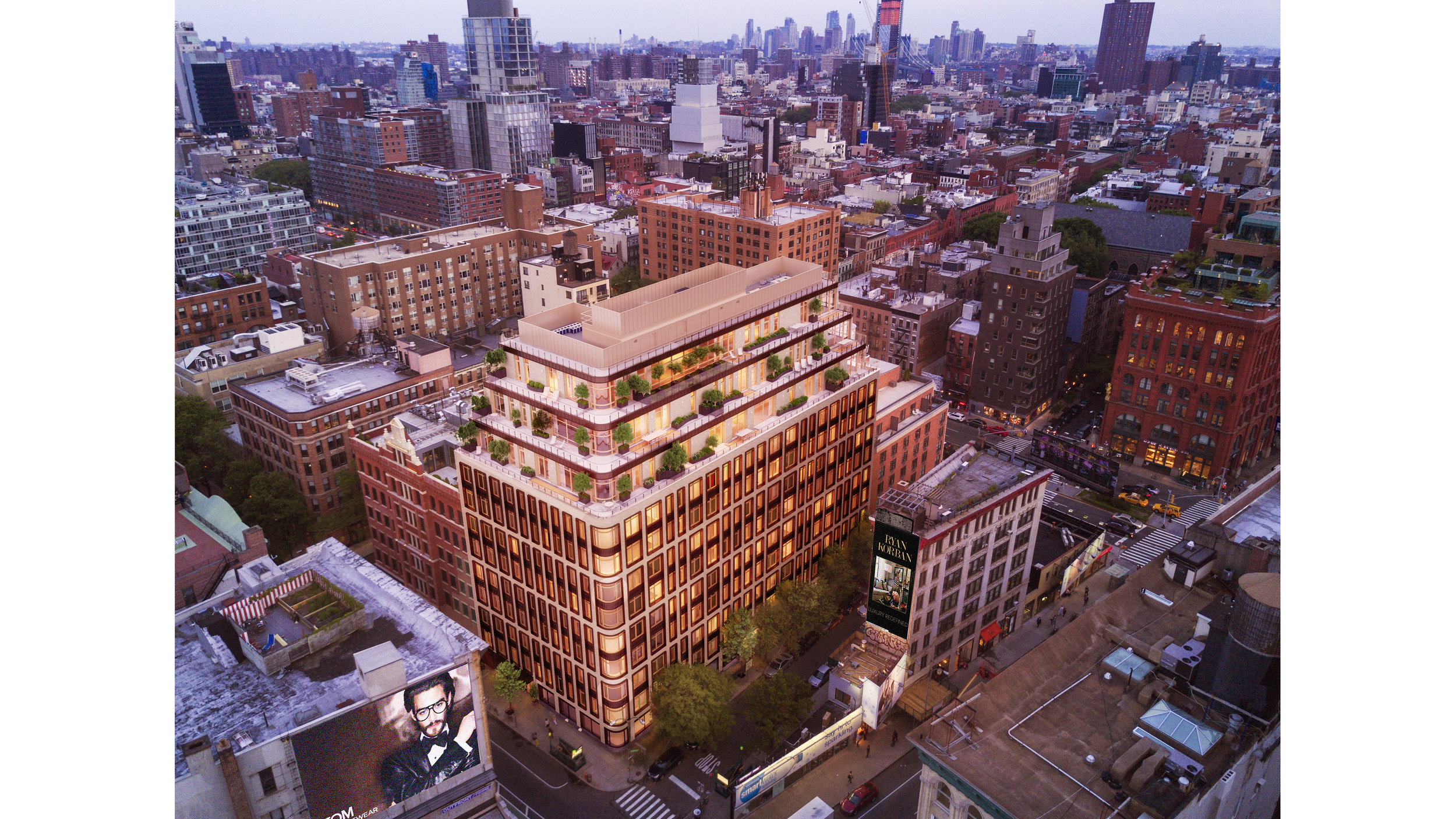 Groundbreaking Wellness Destination Clean Market To Open As First Retail Tenant At NoHo's 40 Bleecker