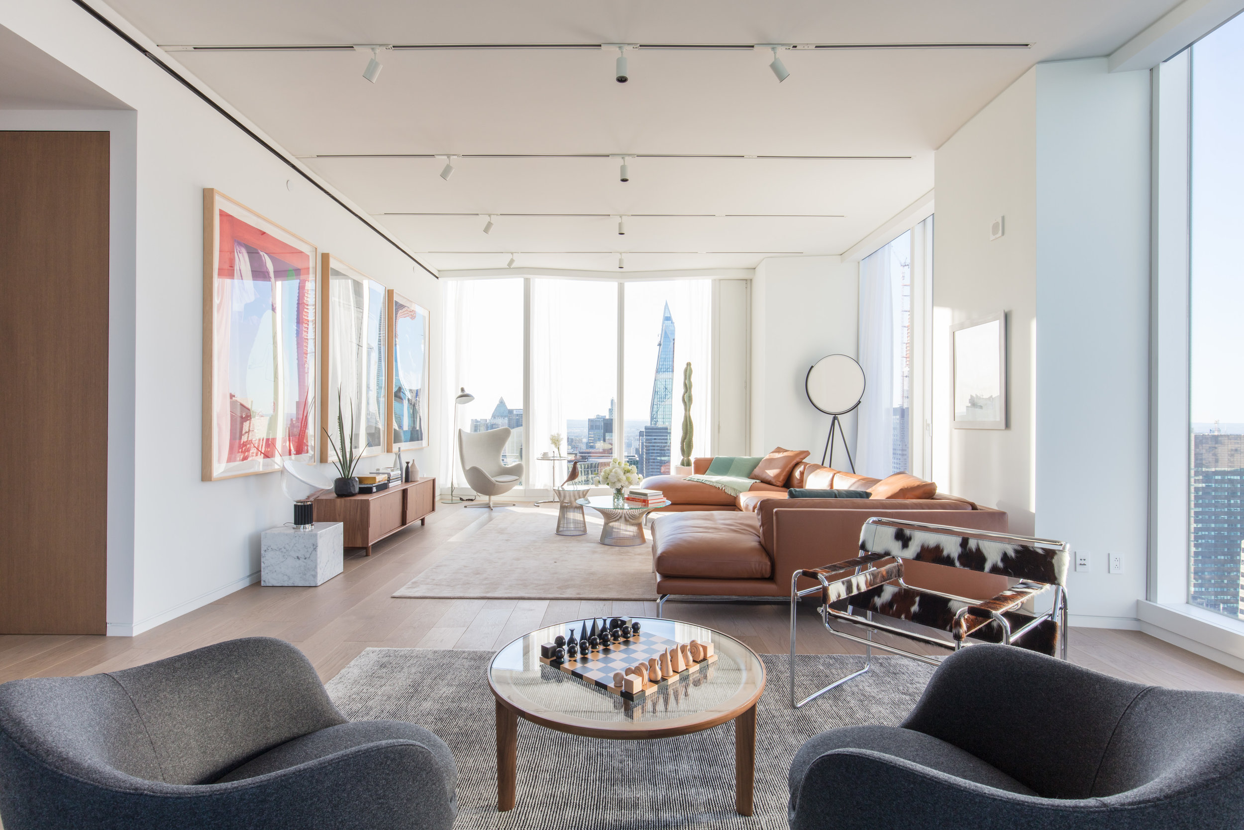 One Hundred East Fifty Third Street Reveals Private Floor Homes Starting At $10 Million