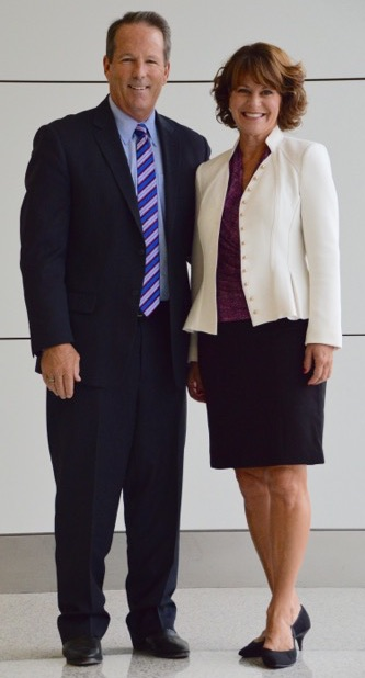 Founders - Bobbi Peckham & Phil McKenney