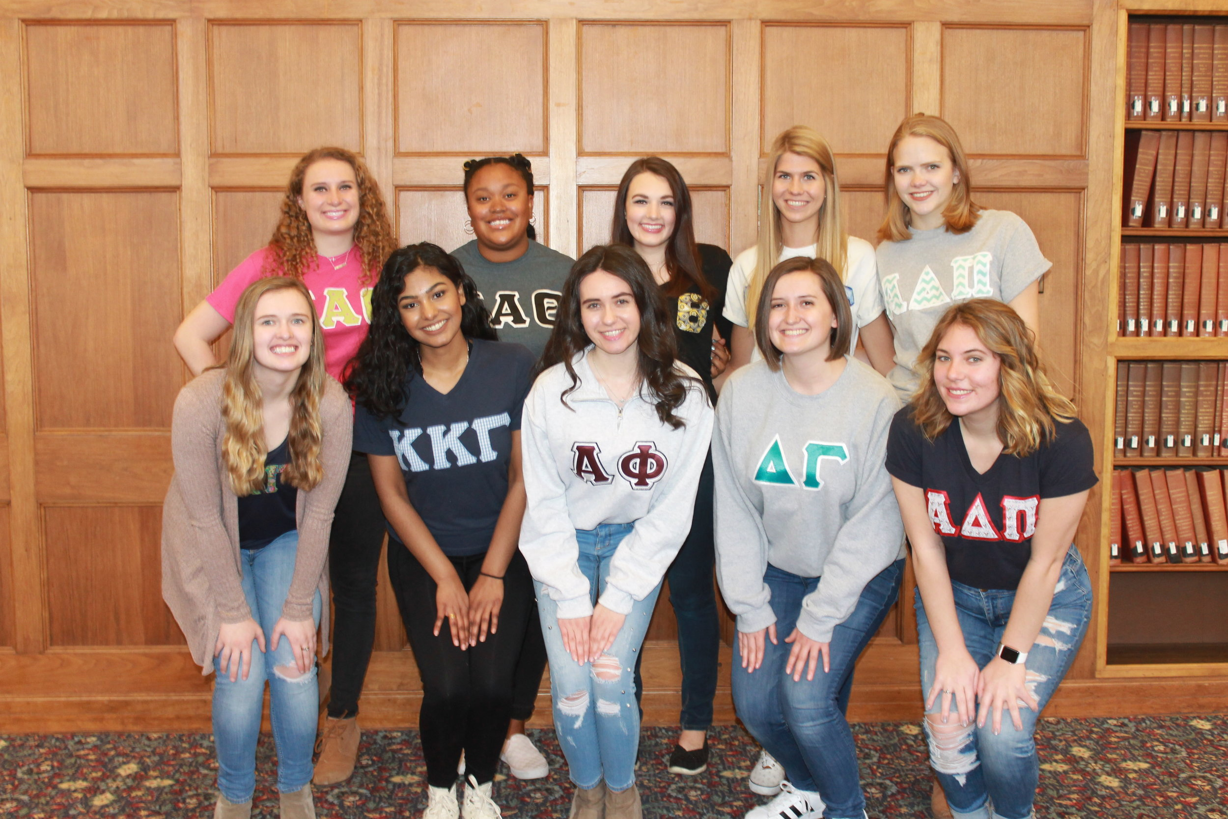 Panhellenic Council -