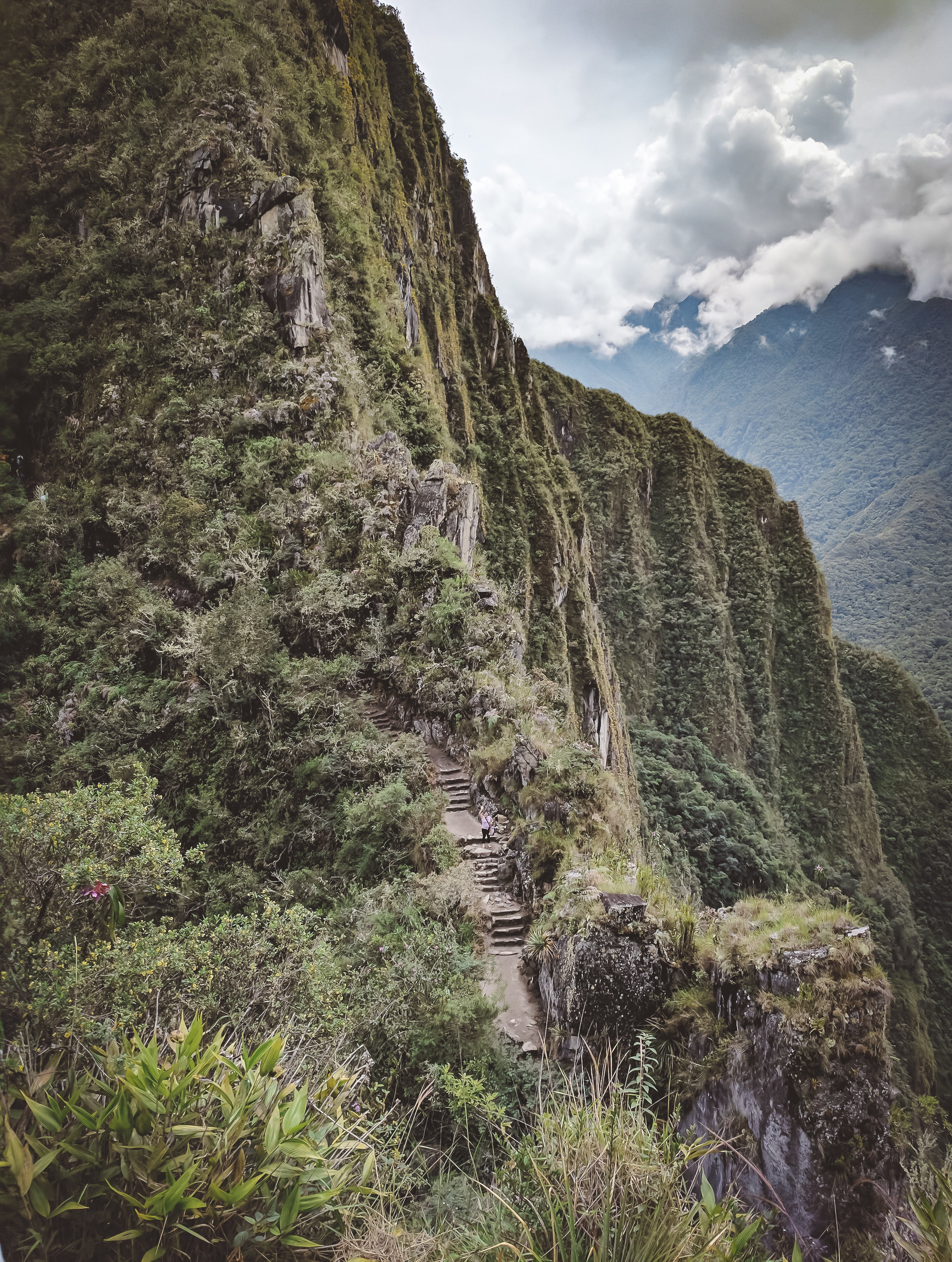 If you look closely you can see Zet on Huayna Picchu