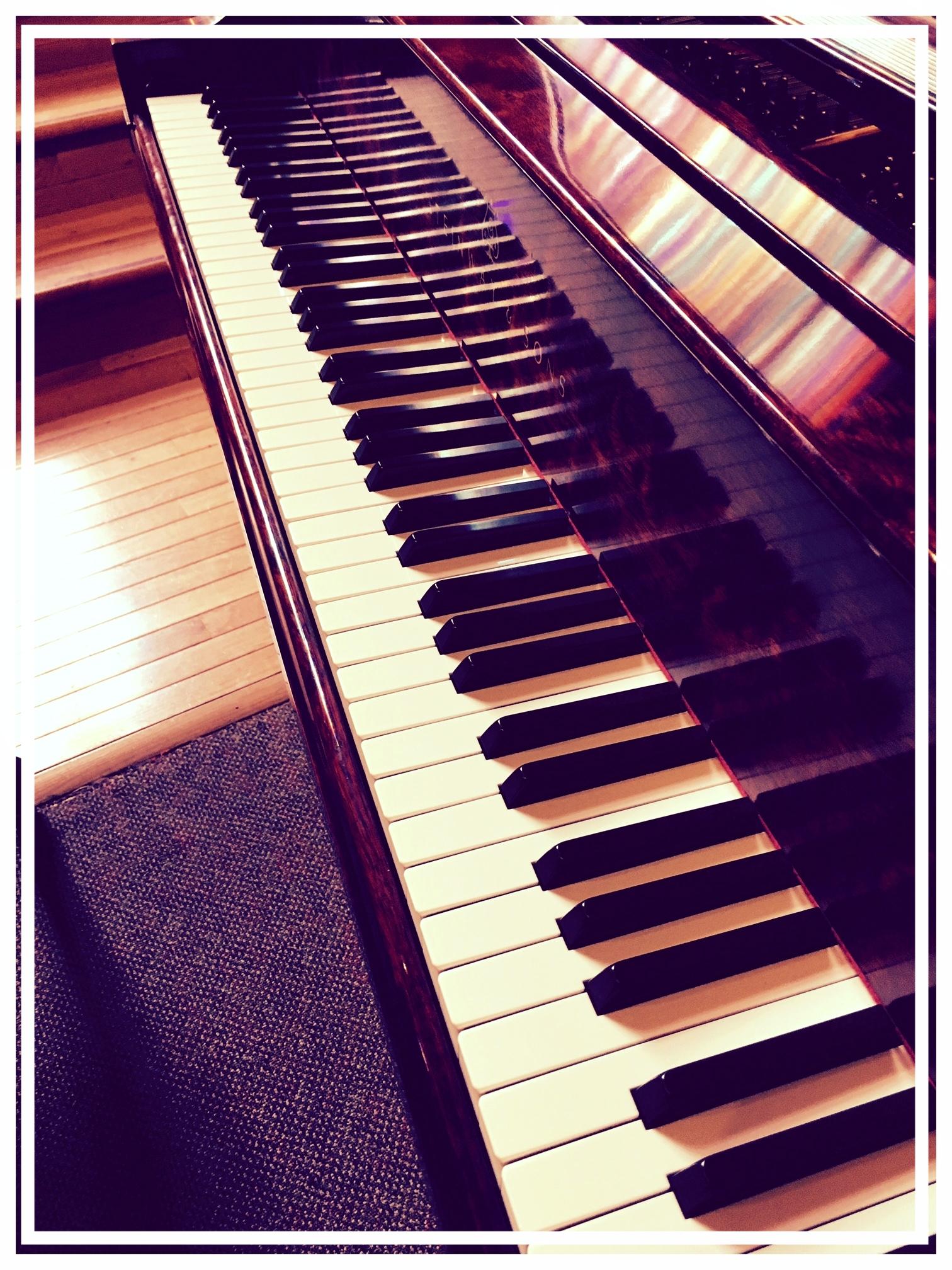 steinway piano