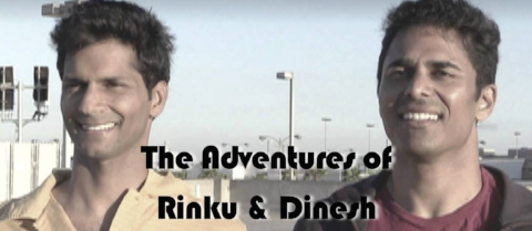 THE ADVENTURES OF RINKU & DINESH