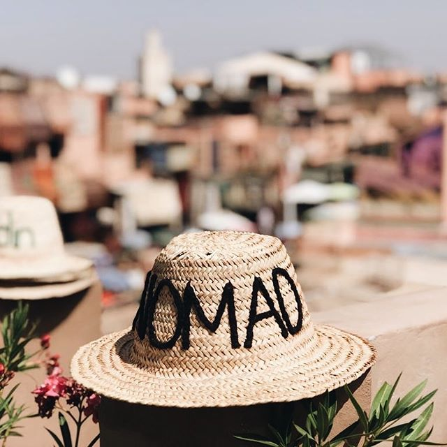 New places and discoveries are good for the soul ✨...whilst in Marrakech this past weekend, Kate had lunch at @nomadmarrakech ~ modern cuisine in the heart of a Medina. It was definitely a highlight, the food and setting were simply amazing! 💕#inspiration #travel #thinkwelllivewellbewell #wellnesswednesday #morocco #explore #seetheworld #culture