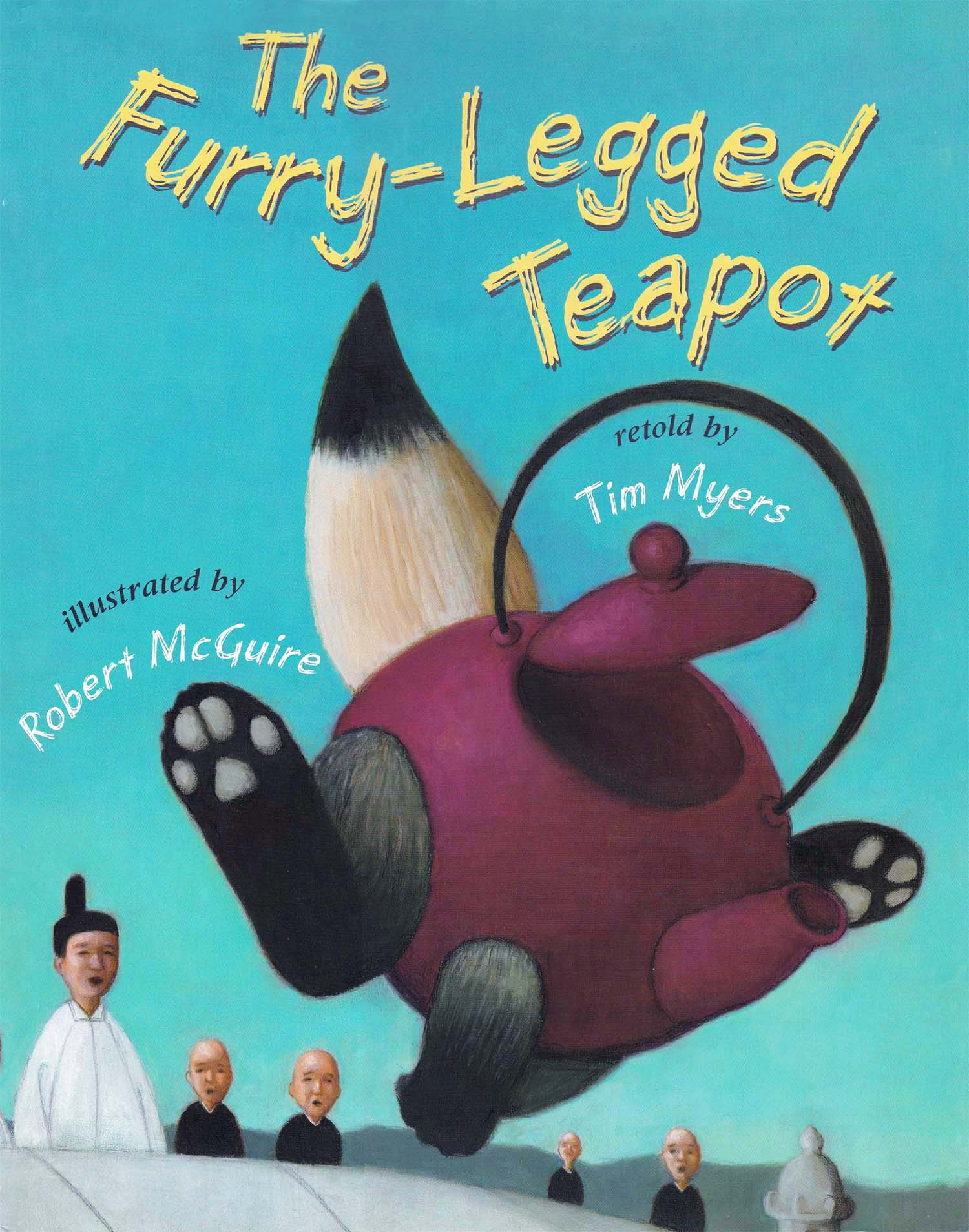 The Furry-Legged Teapot