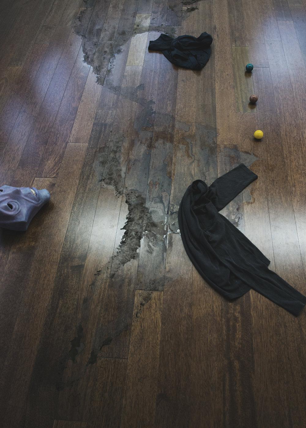 Daniel Klaas Beckwith  ESCHATON  05 May - 16 June 2017 MEYOHAS, New York, NY installation view 2