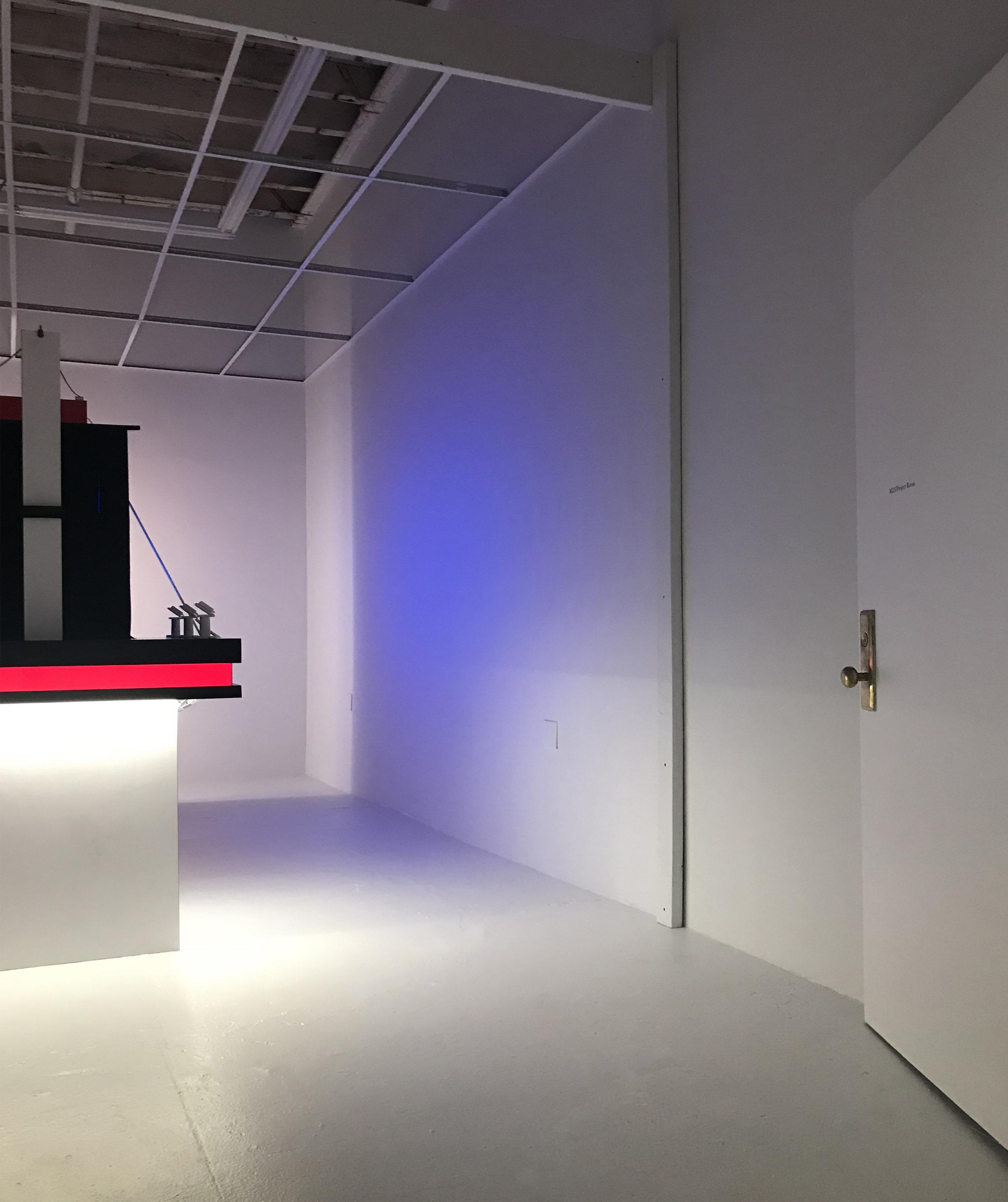 Jonathan Mildenberg  I.N.C.H.  installation view