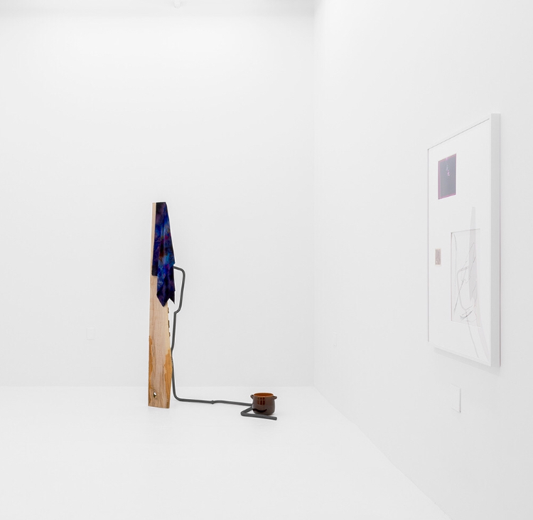 Connor McNicholas  A Center Such as This  Installation view