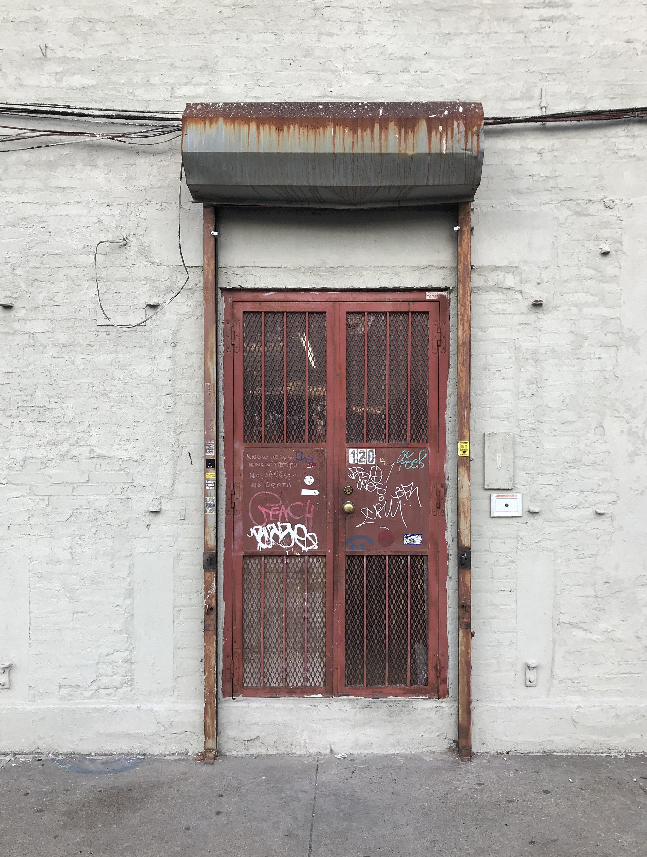 M23/Project Room 120 Waterbury Street Brooklyn, NY 11026
