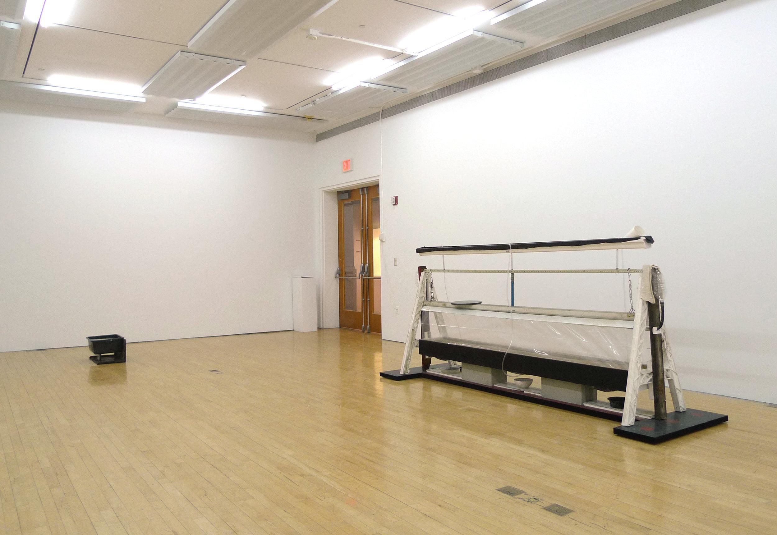 Donovan, Markov, Mildenberg  installation view