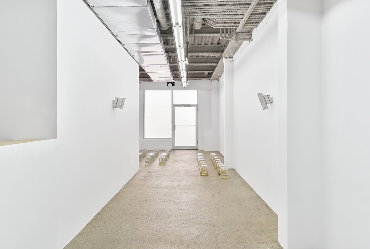 4 — Amina Ross, Chadwick Rantanen, Sean Donovan Installation view