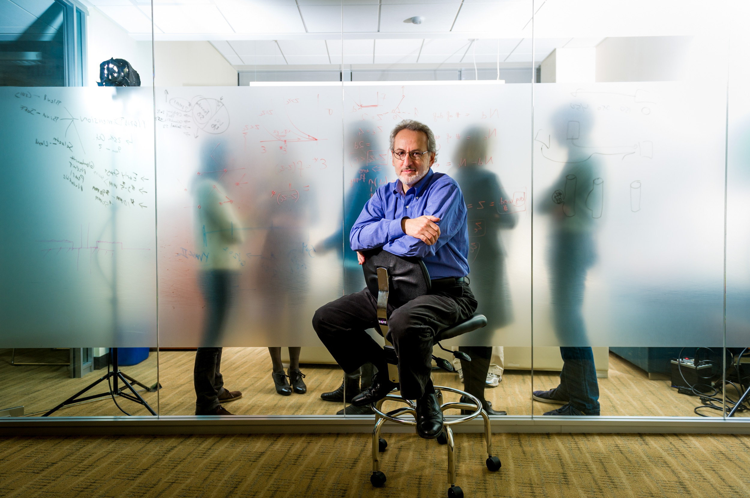 Donald Ingber, founding director of the Wyss Institute for Biologically Inspired Engineering.