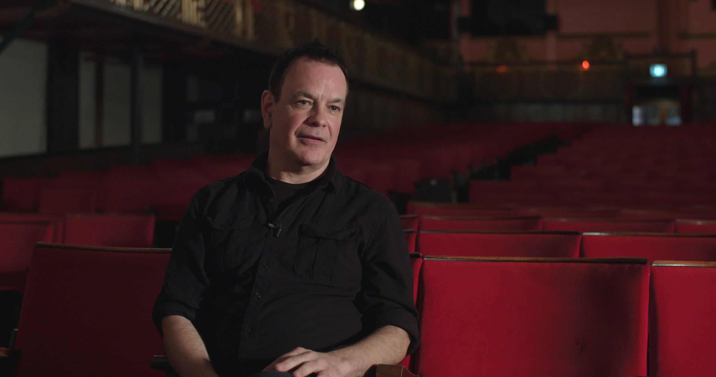 David Gedge Interview