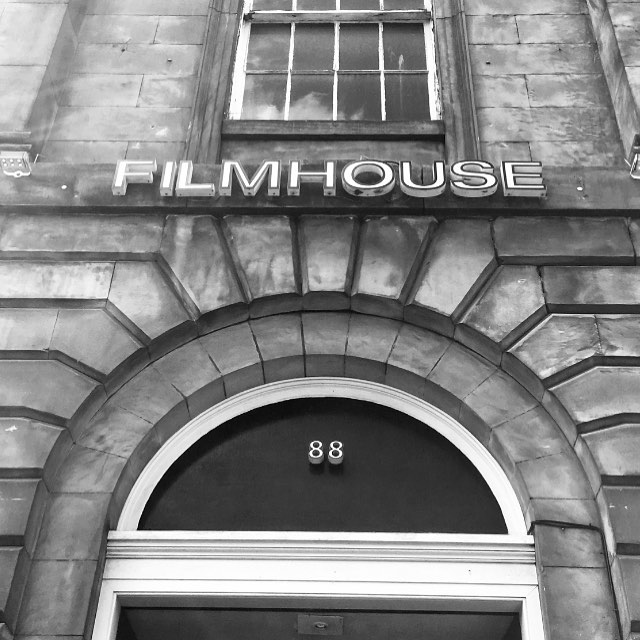 Showtime in #Edinburgh this evening. Starts 4:45pm, followed by Q&A at Filmhouse.
