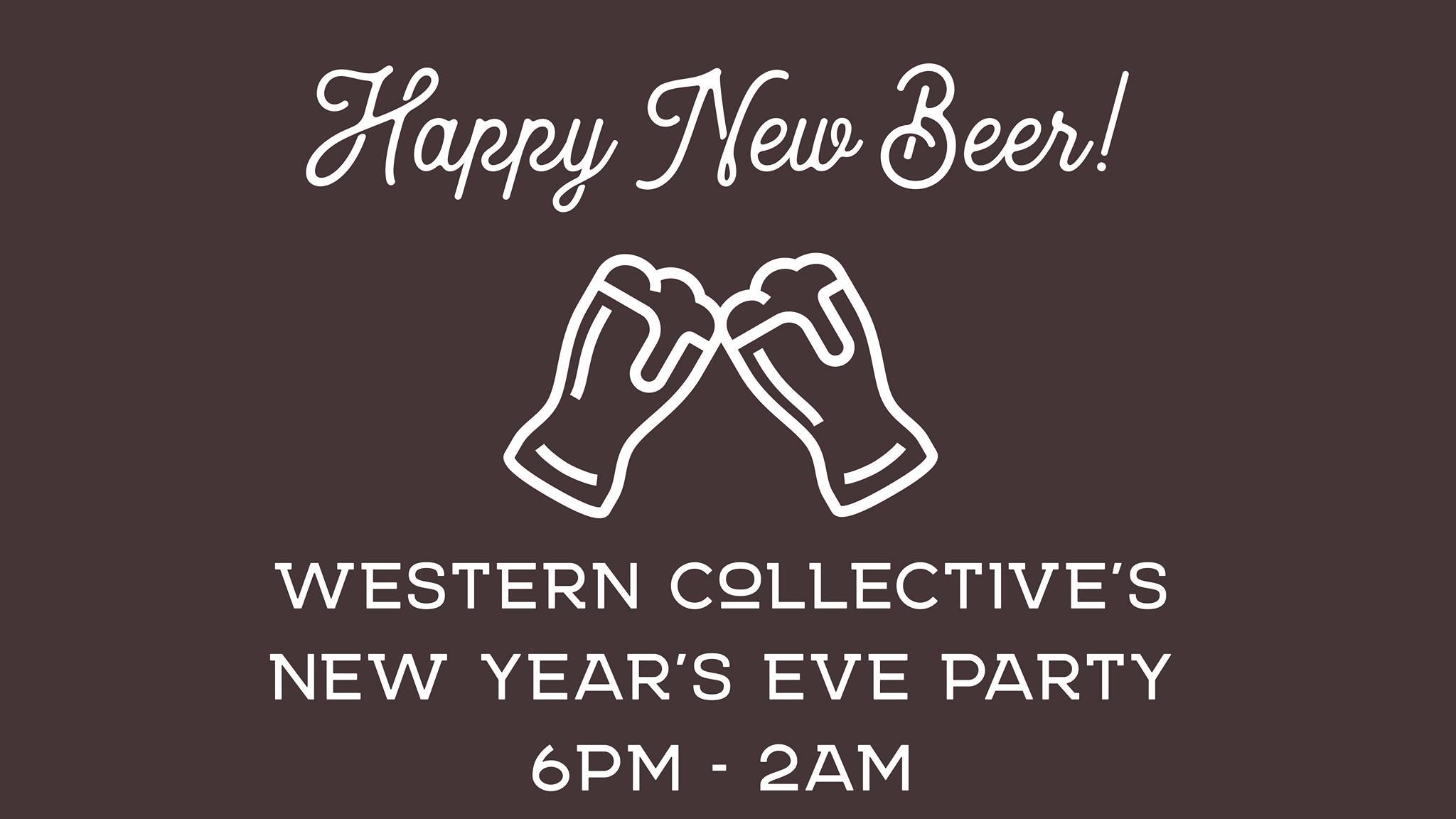 Source: Western Collective Beer