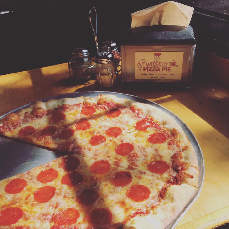 Source: Idaho Pizza Company
