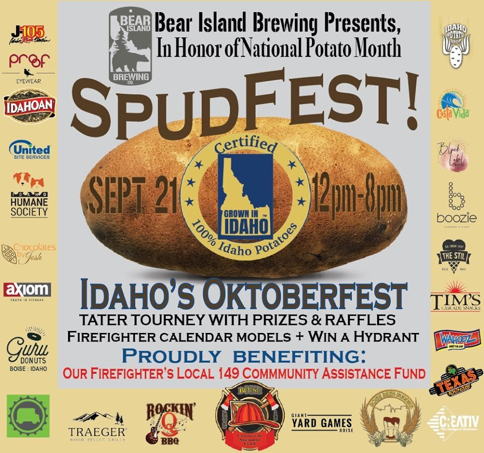Source: SpudFest Facebook Event Page