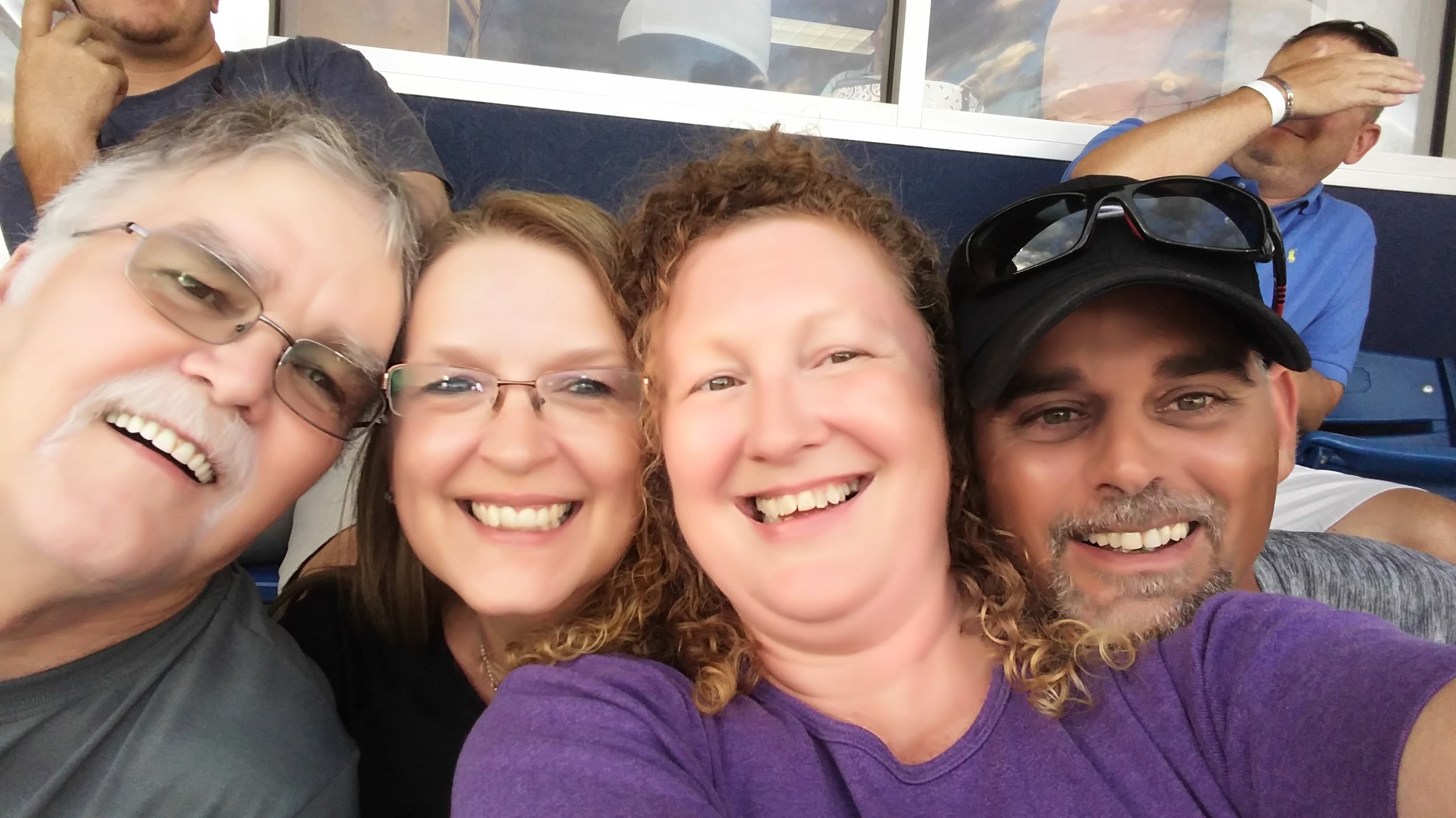 companion home care of roanoke va team at salem red sox baseball game.jpg