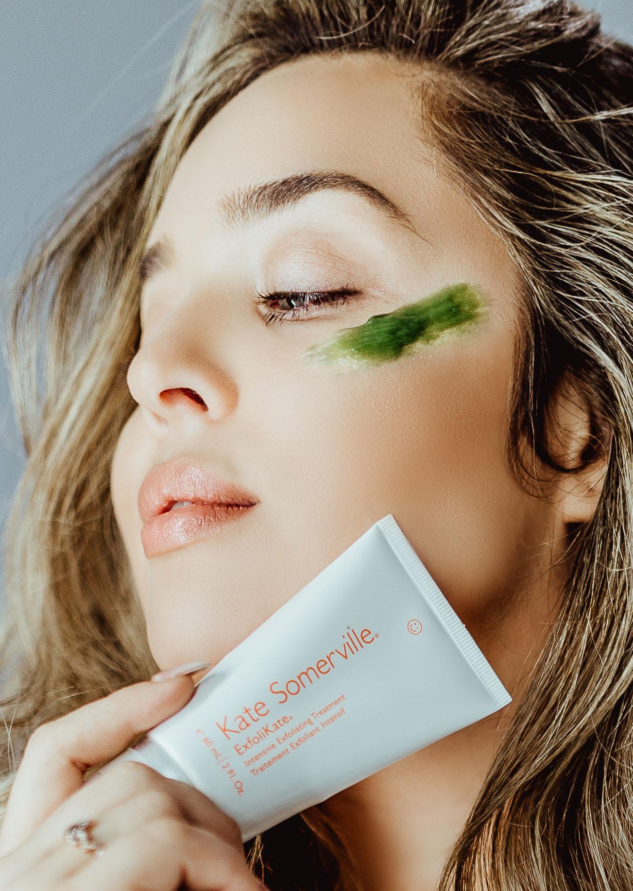 Briana Dai for Kate Somerville Skincare
