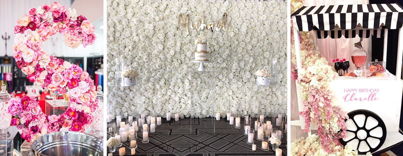 Photography by Milly Jane Photography   Photography by Luxe Flower Wall Hire   Photography by Styled Events