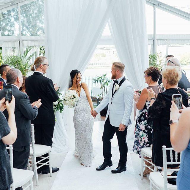 That moment when the I do's are said and the party begins! Congratulations to our beautiful couple Stephen and Mandi! . . . . 🌼 @brisbanemarketflowers 📸 @tempusmediaco  @customshousebne . . . . . #eventdesign #floralinstallation #weddingideas #eventdecor #brisbaneweddings #weddingceremony #weddingstylist #weddedwonderland #ruffledworthy #bridetobe #ido #ceremonydecor #weddingarbour #weddingflowers #floralinspiration #weddinginspiration #weddingtrends #luxurywedding #queenslandwedding #engaged #bridal #brisbaneweddingplanner #australianwedding #brisbanebride #weddingstyle #realwedding #eventhirebrisbane #weddingday #eventflowers #weddinginspo