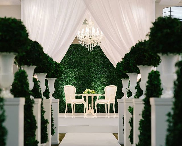 OPULENCE | Greenery and white never go out of style! One of our most requested wedding ceremony styles - crisp whites and lush greenery 🍃 What's your favourite ceremony style? . . . Venue: @brisbanecityhall @theepicurefoodies Planner: @whitewhiteweddings 📸 Chris Hall Photography 🌿@alwaysfabulousflowers . . . . . #eventdesign #floralinstallation #weddingideas #eventdecor #brisbaneweddings #weddingceremony #weddingstylist #weddedwonderland #ruffledworthy #bridetobe #ido #ceremonydecor #weddingarbour #weddingflowers #floralinspiration #weddinginspiration #weddingtrends2019 #luxuryweddingdecor #queenslandwedding #engaged #bridal #brisbaneweddingplanner #australianwedding #brisbanebride #weddingstyle #realwedding #eventhirebrisbane #weddingday #eventflowers #weddinginspo