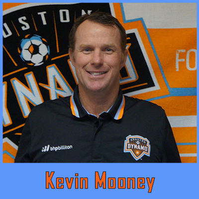 || KEVIN MOONEY      COACHING CREDENTIALS   USSF A license  USSF B License  USSF Y license  NSCAA Goalkeeper diploma     ACCOMPLISHMENTS   Louisiana Soccer Assoc 2000 Coach of the year  8 years LSA state ODP Coach  1 year region 3 ODP Keeper Coach  1 year Goalkeeper Coach MLS with Dallas Burn  4 years PDL Coach (semi pro)  2 years Univ McNeese State Asst coach Div 1  High School State Championship 2009  High School State Championship 2008  High School State Runner-Up 2007  High School State Runner-Up 2006  5 Club State Champions  4 Club State Runner Ups  1 regional premier league Champions     PLAYING EXPERIENCE   5 Year professional with New Orleans Gamblers/Storm  1 season Chattanooga Express Indoor  1 season in Costa Rica Goichechea  4 years College player  3 years High School Player  2 High School State Titles