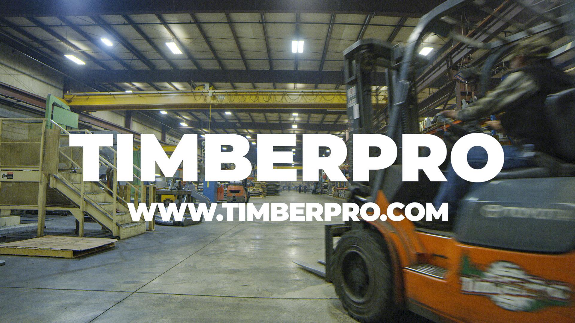 Timberpro Factory Promo