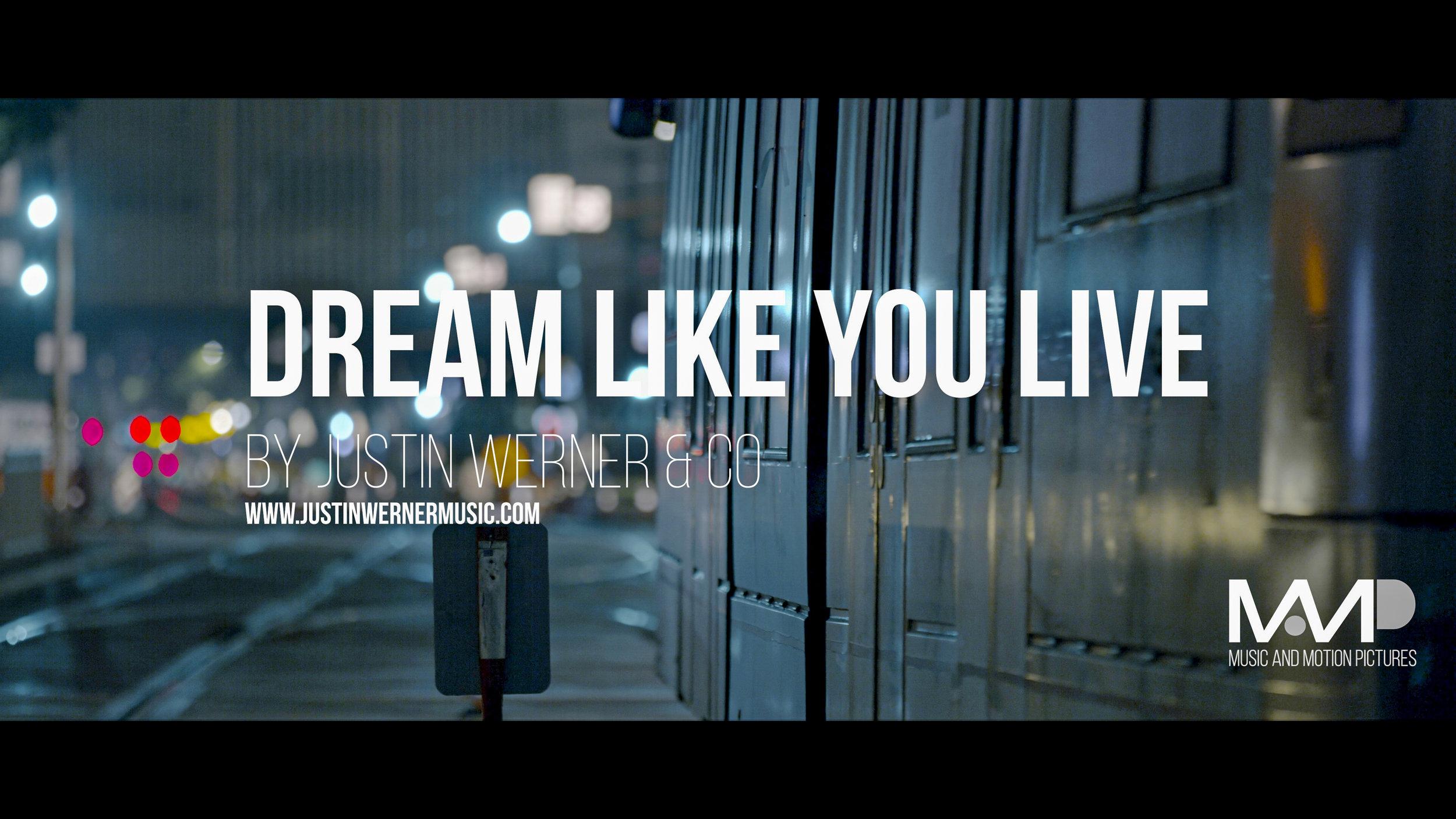 Dream Like You Live Album Promo