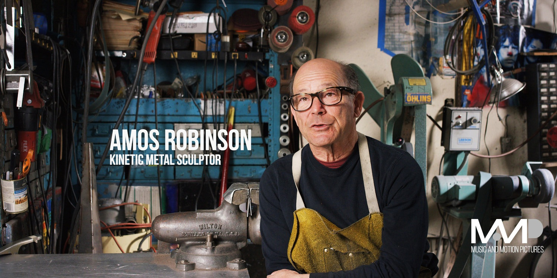 Amos Robinson an Artist Profile
